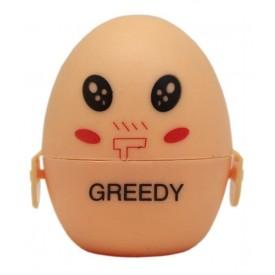 Желтый мастурбатор-яйцо GREEDY PokeMon